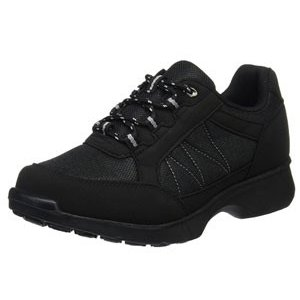 DynaWalk ダイナウォーク 1202 3E ブラック 靴 ファスナー付 スニーカー|fg-store