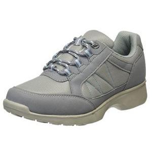 DynaWalk ダイナウォーク 1202 3E グレー 靴 ファスナー付 スニーカー|fg-store