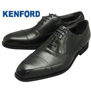 ケンフォード メンズ ビジネスシューズ KENFORD KN21AB ブラック 黒  ストレートチップ 靴 就職祝 成人式 就活 リクルート 父の日 プレゼント fg-store