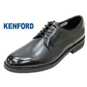 ケンフォード メンズ ビジネスシューズ KENFORD KN34 本革 プレーントゥ 紳士靴 就職祝 成人式 就活 リクルート 父の日 プレゼント fg-store