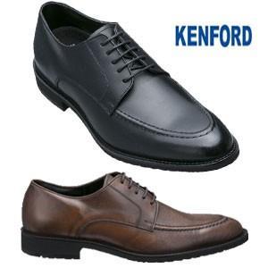 ケンフォード メンズ ビジネスシューズ KENFORD KN63ACJ ブラック ブラウン Uチップ 靴 就活 父の日 プレゼント fg-store