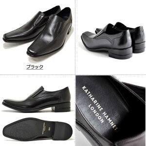 キャサリンハムネット メンズ ビジネスシューズ KATHARINE HAMNETT 31580 メンズ 本革 紳士靴 スリッポン 成人式 プレゼント|fg-store|02