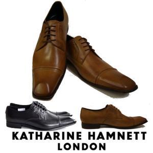 キャサリンハムネット メンズ ビジネスシューズ KATHARINE HAMNETT 3967 靴  成人式 就活 父の日 プレゼント|fg-store