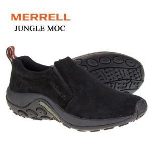 MERRELL メレル ジャングルモック  スニーカー   ミッドナイト  クロ  靴  M60825|fg-store
