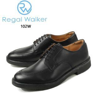 リーガル REGAL 102W ブラック 黒 Uチップレース 革靴 ビジネスシューズ 就職祝 成人式 就活 リクルート 父の日 プレゼント|fg-store