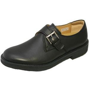 リーガル REGAL 103W ブラック 黒 メンズ 本革 ビジネスシューズ 紳士靴 軽量 モンクストラップ 就職祝 成人式 就活 リクルート 父の日 プレゼント|fg-store