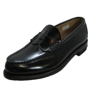 リーガル REGAL 2177 ブラック 黒 ローファー スリッポン 革靴 紳士靴 ビジネスシューズ 就職祝 成人式 就活 リクルート 父の日 プレゼント |fg-store