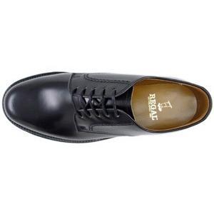 リーガル REGAL 2504 ブラック 黒 プレーントゥ 革靴 紳士靴 ビジネスシューズ 冠婚葬祭 就職祝 成人式 就活 リクルート 父の日 プレゼント|fg-store|02
