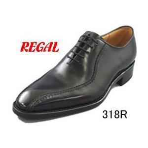 リーガル REGAL 318R ブラック 黒 スワールトゥ 革靴  ビジネスシューズ 就職祝 成人式 就活 リクルート 父の日 プレゼント|fg-store