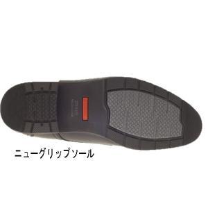 リーガル REGAL 34NRBB ゴアテックス モンクストラップ ビジネスシューズ 革靴 ブラック 靴 就職祝 成人式 就活 リクルート 父の日 プレゼント fg-store 03