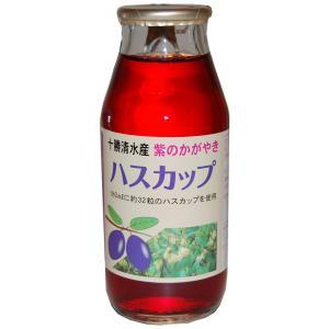 ハスカップジュース180ml×12本 fgkami