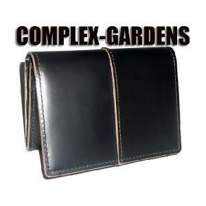 青木鞄 コンプレックスガーデンズ [COMPLEX GARDENS] 枯淡(コタン) カード入れ、定...