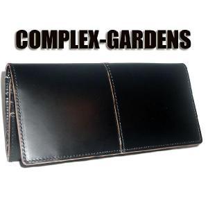 青木鞄 コンプレックスガーデンズ [COMPLEX GARDENS] 枯淡(コタン) 長財布  36...