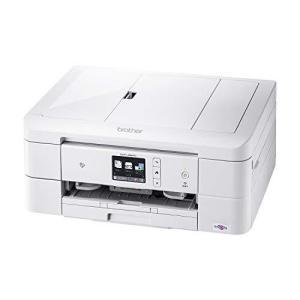 ブラザー プリンター A4インクジェット複合機 DCP-J987N-W (ホワイト/Wi-Fi対応/ADF/自動両面印刷/スマホ・タブレット接続/レーベル印刷/2020年モデル)|fglp