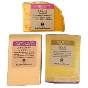 赤ワインに合う チーズ 詰め合わせ ワイン おつまみ ミモレット3カ月熟成 パルミジャーノ レッジャーノ ゴーダチーズ500日