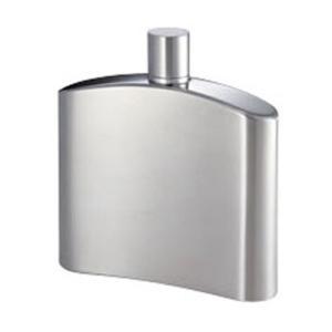 SALUS バッカス ウィスキーボトル 170ml [キッチン用品 雑貨 佐藤金属興業]|ficst