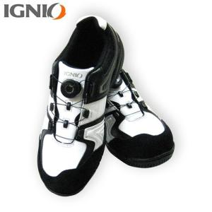 IGNIO(イグニオ) プロスニーカー ホワイト IGS1027TGF WH|ficst