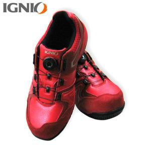 IGNIO(イグニオ) プロスニーカー レッド IGS1027TGF RD|ficst
