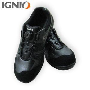 IGNIO(イグニオ) プロスニーカー ブラック IGS1027TGF BK|ficst