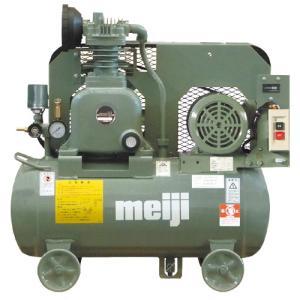 meiji オイルフリー式コンプレッサ FOH-08|ficst