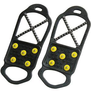 コンパル 強靭・滑り止 L(収納袋付) [雪 雪用靴 滑り止め 靴底]|ficst