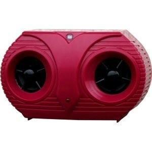 コンパル 乾電池式・ねずみ防除器 [ネズミ 防虫 駆除 防除 超音波]|ficst