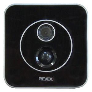 REVEX 液晶画面付き SDカード録画式センサーカメラ SD3000LCD[防犯カメラ 盗聴 盗撮...
