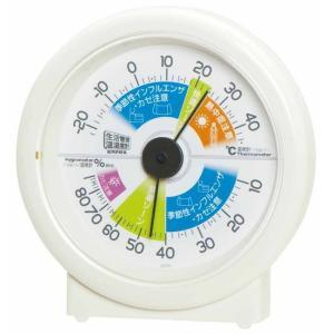 EMPEX 生活管理温湿度計 TM-2870|ficst