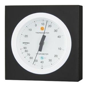 EMPEX MONO 温度/湿度計 MN-4821|ficst