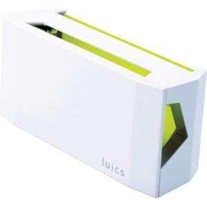 SHIMADA 光誘引捕虫システム Luics(ルイクス) Cシリーズ クリスタルホワイト [防虫 捕虫器 虫除け]|ficst