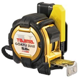 TAJIMA(タジマ) 剛厚セフコンベ G3ゴールドロックマグ爪 5.0m 25mm幅 メートル目盛 GASFG3GLM25-50BL ficst