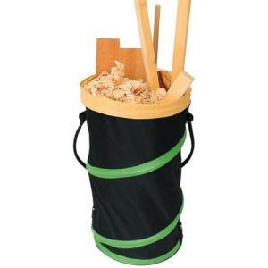 ガラ袋用 スプリングダストバッグ 黒×グリーン|ficst