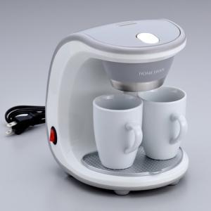 新津興器 コーヒーメーカー 2カップ SCM-02 マグカップ2個付属|ficst|04