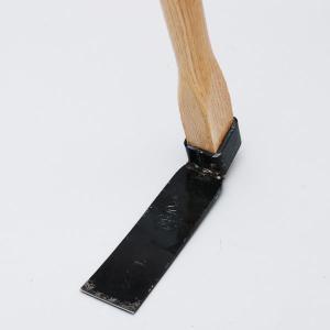 相田合同 千成(SENNARI) 豆植え型片手鍬 小 木柄 39cm AD-587 [クワ 鍬 ガーデニング 園芸 農具 農業 家庭菜園]|ficst