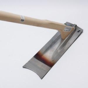 ●特長 ・錆にくいステンレス地に切れ味が長持ちする鍛造鋼付けの刃 ・土を持ち上げやすい長く鋭角な刃 ...
