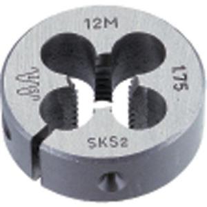 新潟精機 ダイス38径 並目 M5×0.8 ficst