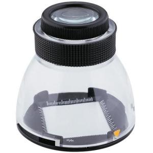 【数量限定セール】新潟精機 スケールルーペ SL-4.5 4.5倍 レンズ径30mm ガラス|ficst