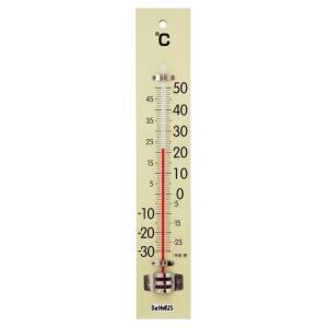 【展示品につき特別価格】板付温度計 25cm No.3 新潟精機|ficst