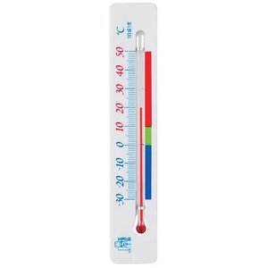 新潟精機 冷蔵庫用温度計 No.16|ficst