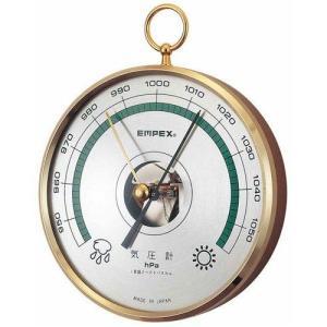 エンペックス(EMPEX) 予報官(気圧計) BA-654|ficst