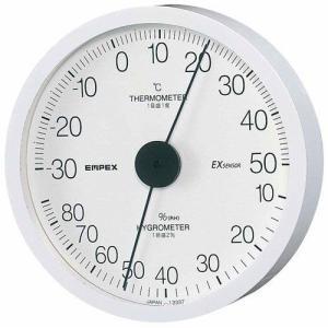 EMPEX エクストラ温・湿度計 TM-6201|ficst