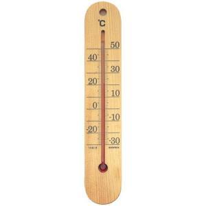 エンペックス(EMPEX) 木製寒暖計 TG-6671|ficst