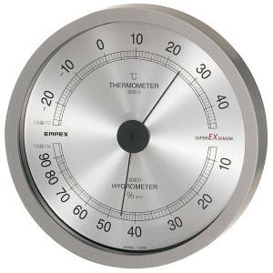 エンペックス(EMPEX) スーパーEX高品質温・湿度計 EX-2727|ficst