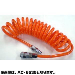 新潟精機 エアコイルホース AC-6535|ficst