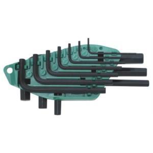 【数量限定セール】パオック(PAOCK) 六角棒レンチ・ショート 10pcs インチ HK-10SI ficst