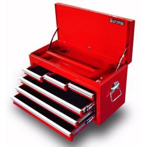 パオック(PAOCK) 【数量限定セール】【送料無料】SSP ツールボックス TB-6TB 工具箱 4段|ficst
