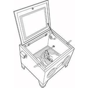 【数量限定セール】【送料無料】パオック サンドブラスタ SB-07 ガラス 彫刻 研磨 ブラスト|ficst|04