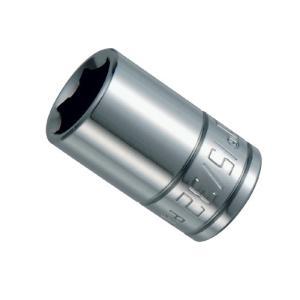 パオック(PAOCK) 【処分品につき特別価格】3/8DRソケット     SMI-22|ficst