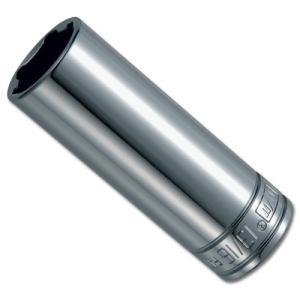 【処分品につき特別価格】自動車ホイールナット用 1/2DRディープソケット21mm|ficst