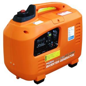 数量限定セール!1年保証書付  当日発送 PAOCK(パオック) インバータ発電機 HT-1700 定格出力1700VA|ficst